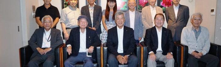 平成30年10月6日 静岡県支部役員会開催