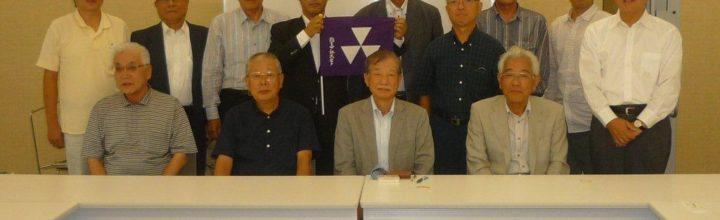 平成26年9月27日 静岡県支部3クラブ(浜松・静岡・東静)合同会議開催