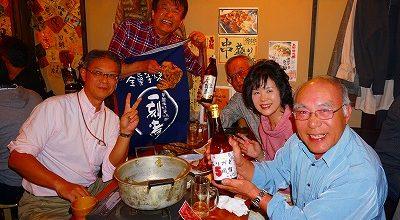 ◎H27.11.3. 文化の日 第2回同志社文化を語る会(悠々)