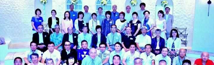 平成26年7月19日 夏季懇親会(同志社大学、同志社女子大学)